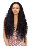 "FreeTress Synthetic Hair Crochet Braids Boho Hippie Braid 22"" - Brooklyn Hair"