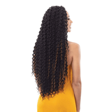 "FreeTress Synthetic Hair Crochet Braids Deep Twist Bulk 22"" - Bundle Hair - Brooklyn Hair"