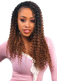 "FreeTress Synthetic Hair Crochet Braids Water Wave Bulk 22"" - Bundle Hair - Brooklyn Hair"