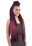 "FreeTress Synthetic Hair Natural Texture Braids Pre-Stretched 10X BRAID 301 18"" - Bundle Hair - Brooklyn Hair"
