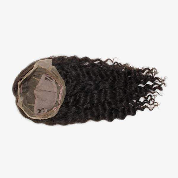 Brooklyn Hair 100% Unprocessed Indian Human Hair Full Lace Wig - Brazilian Loose Wave - Bundle Hair - Brooklyn Hair