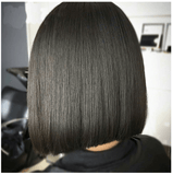 Brooklyn Hair T Part Wig / Bob Style Short & Medium Straight Wig - Bundle Hair - Brooklyn Hair