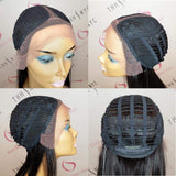 "Lace T Part Wig / Wet & Wavy - Caribbean Deep 14-18"" - Bundle Hair - Brooklyn Hair"