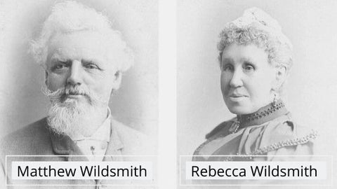 Matthew and Rebecca Wildsmith