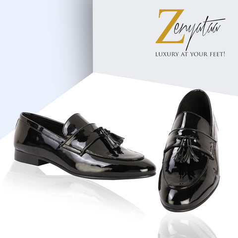 Slip-on Black Potenza