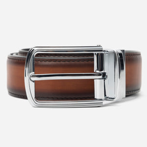 Leather Belt Tan