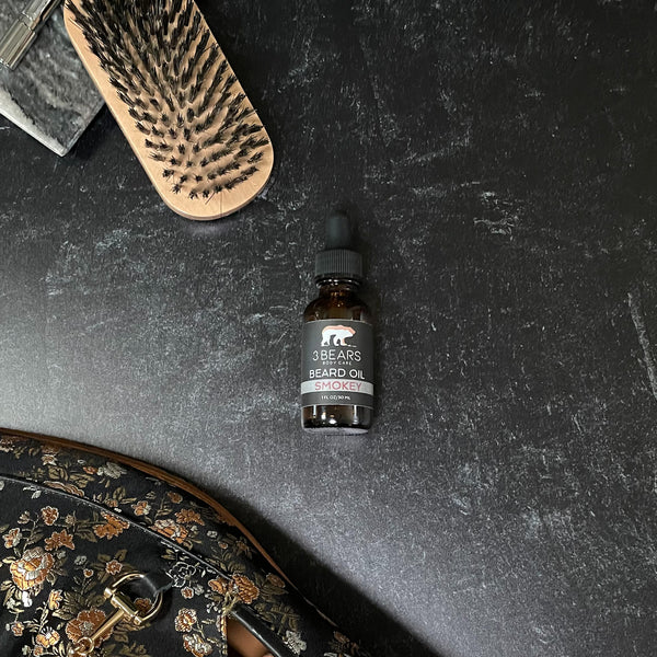 Smokey Beard Oil