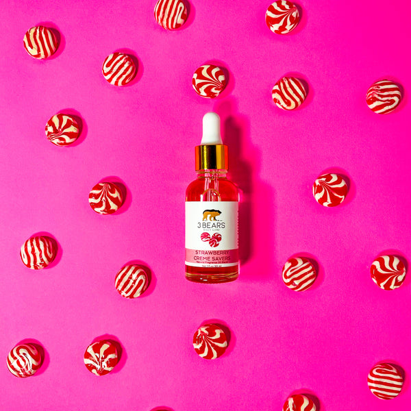 Strawberry Creme Savers Fragrance Oil