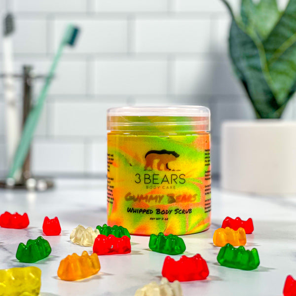 Gummy Bears Whipped Body Scrub