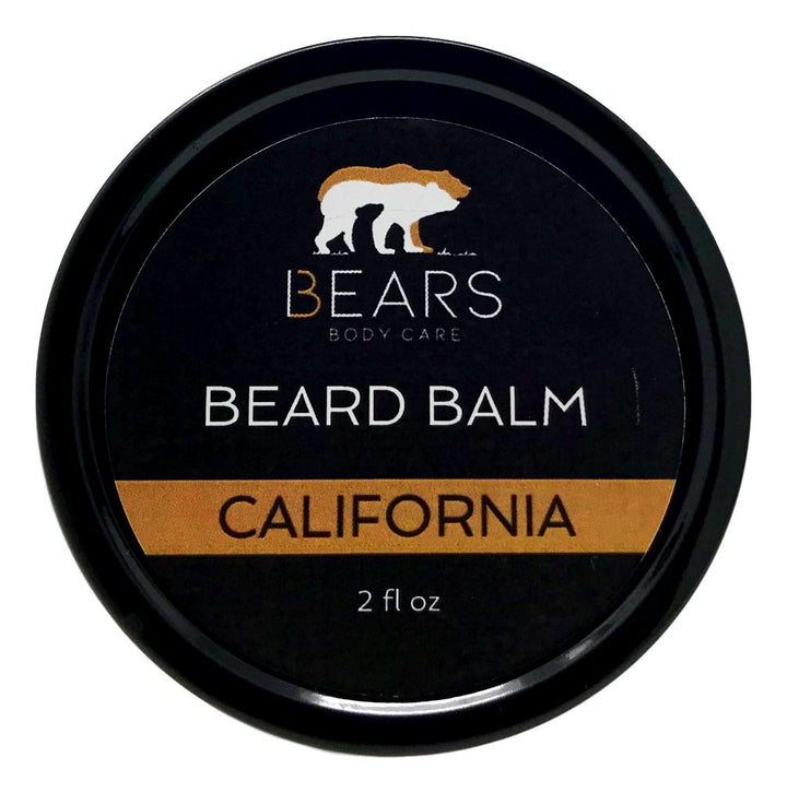 California Beard Balm