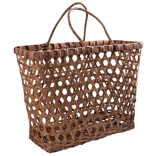 Seagrass Shopper with handles