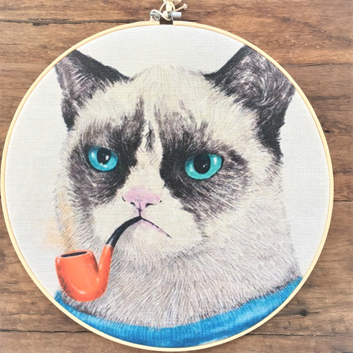 SAILOR CALVIN CAT HOOP