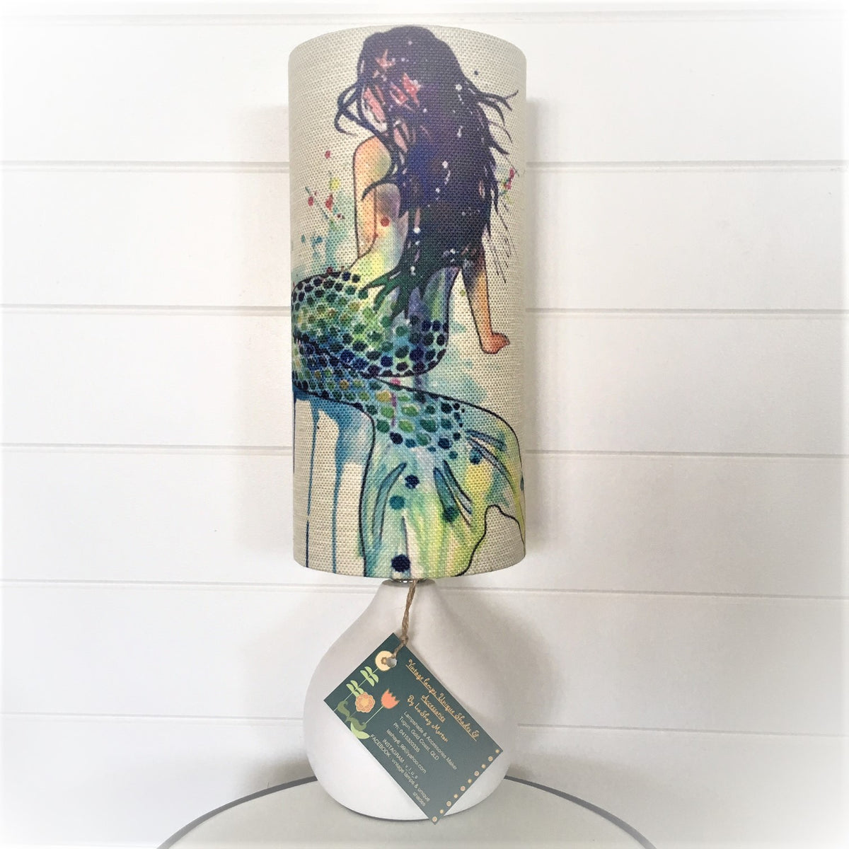 THE MERMAID LAMP