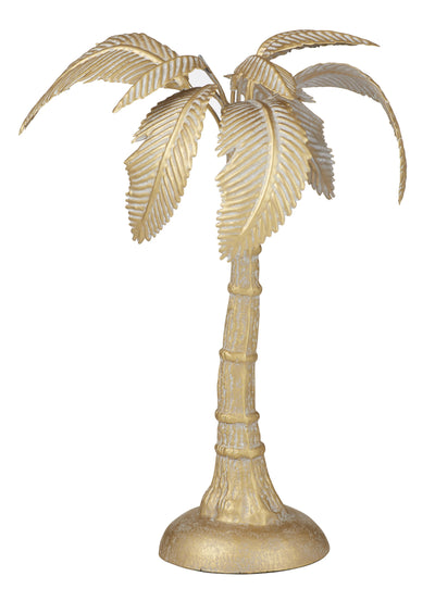 Standing Palm Sculpture