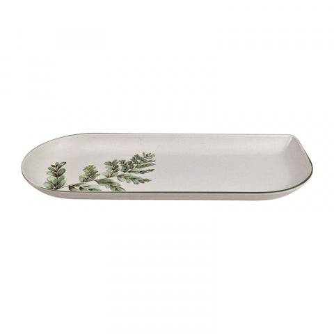 SPRING BAMBOO SERVING TRAY