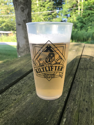 Plastic 20oz English Pint Glasses