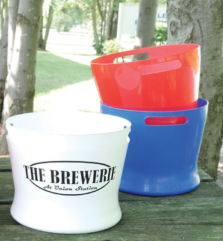 Condiment Caddy/ Pilsner Beer Bucket