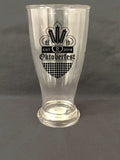 Mini pilsner beer tasters, perfect for your bar, brewery, beer fest, or any event! Screen printed with your logo.