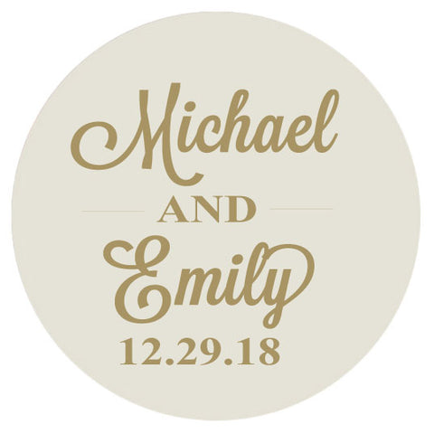 Wedding coasters, extra thick pulp board personalized coasters