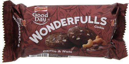 Good Day (Choco & Nuts Cookies)