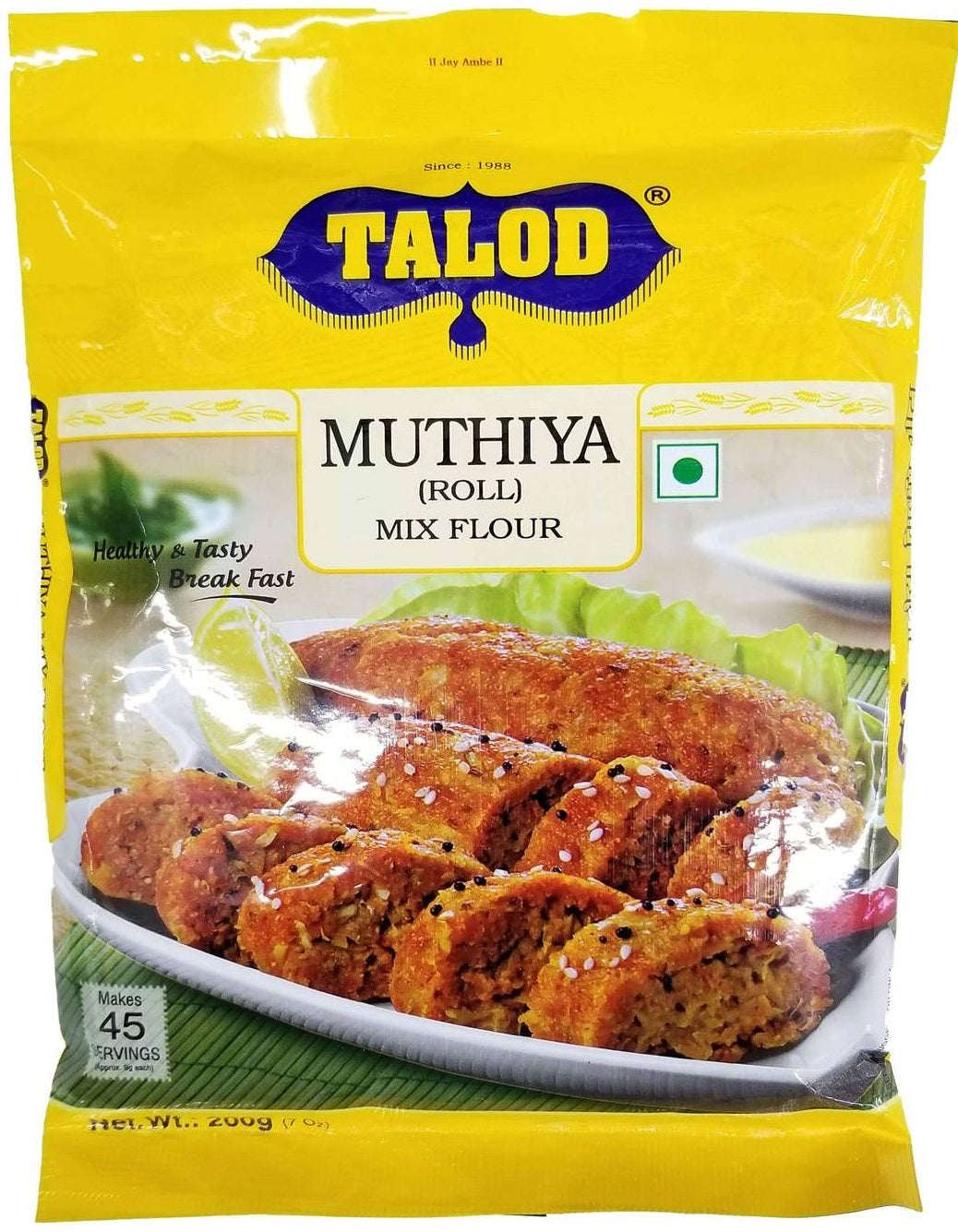 Muthiya (Roll) Mix Flour