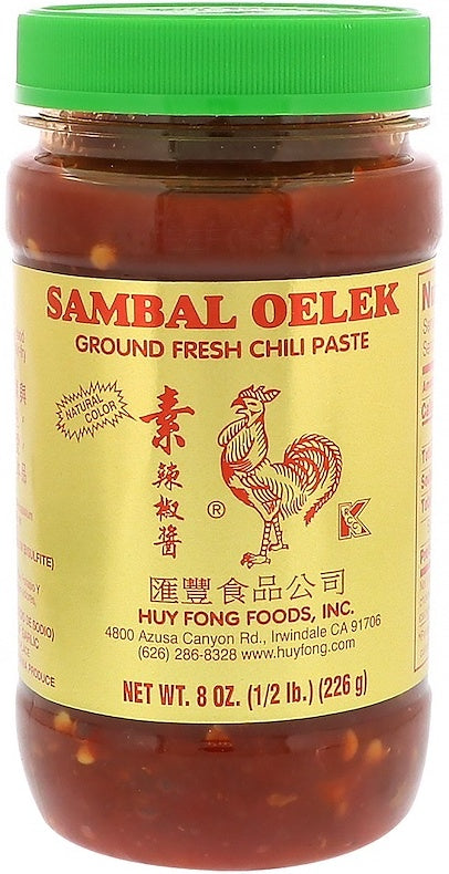 Ground Fresh Chili Paste