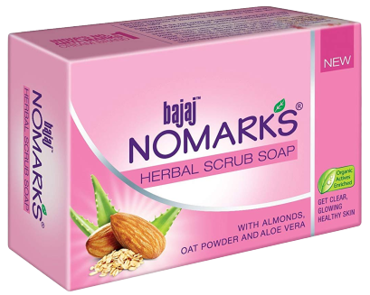 No Marks (Herbal Scrub Soap)