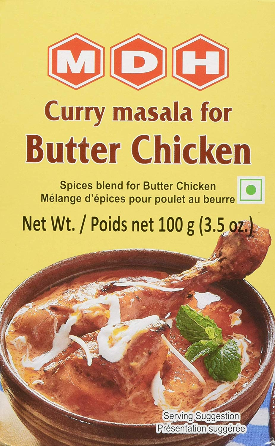 Curry Masala for Butter Chicken