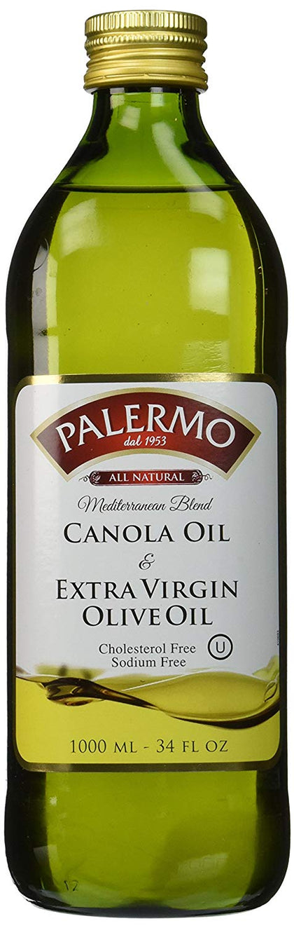 Mediterranean Blend Canola Oil & Extra Virgin Olive Oil