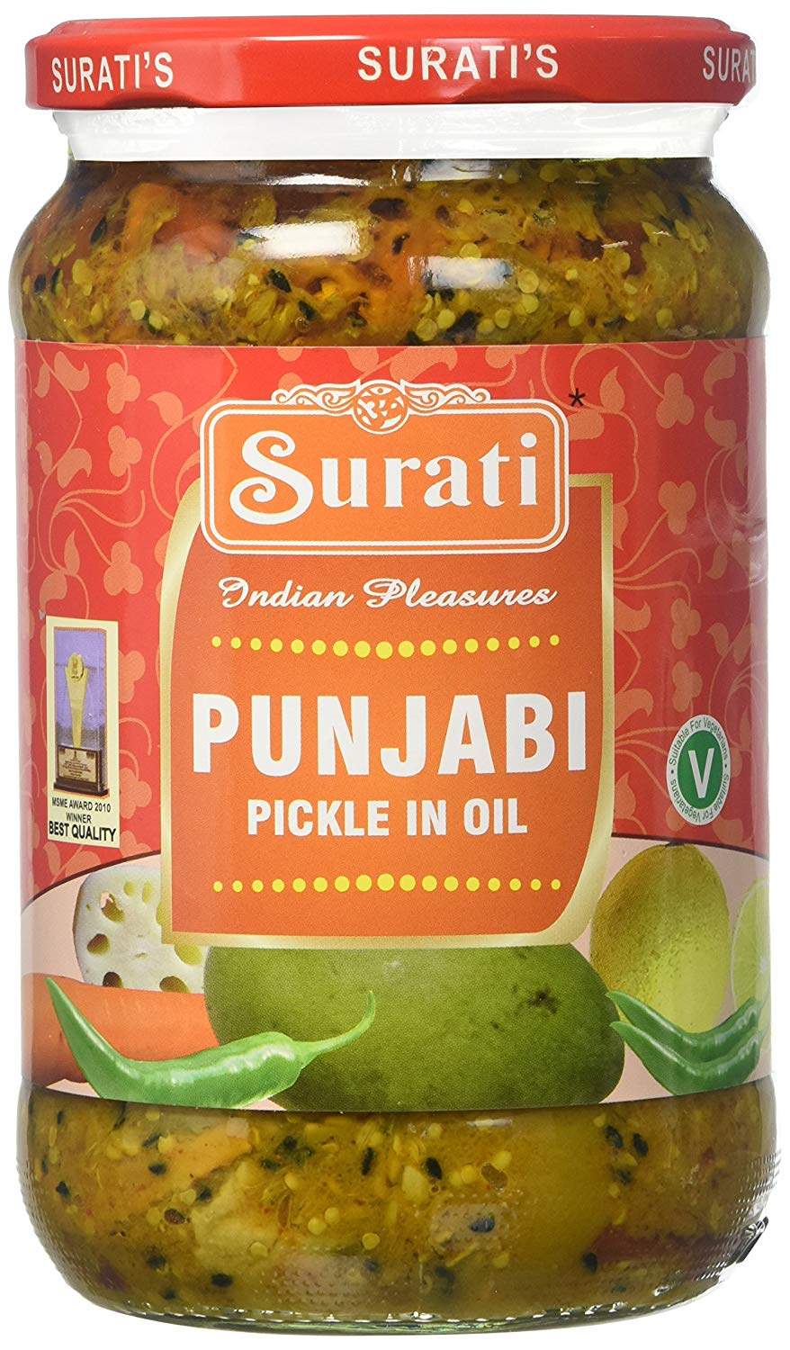 Punjabi Pickle in Oil