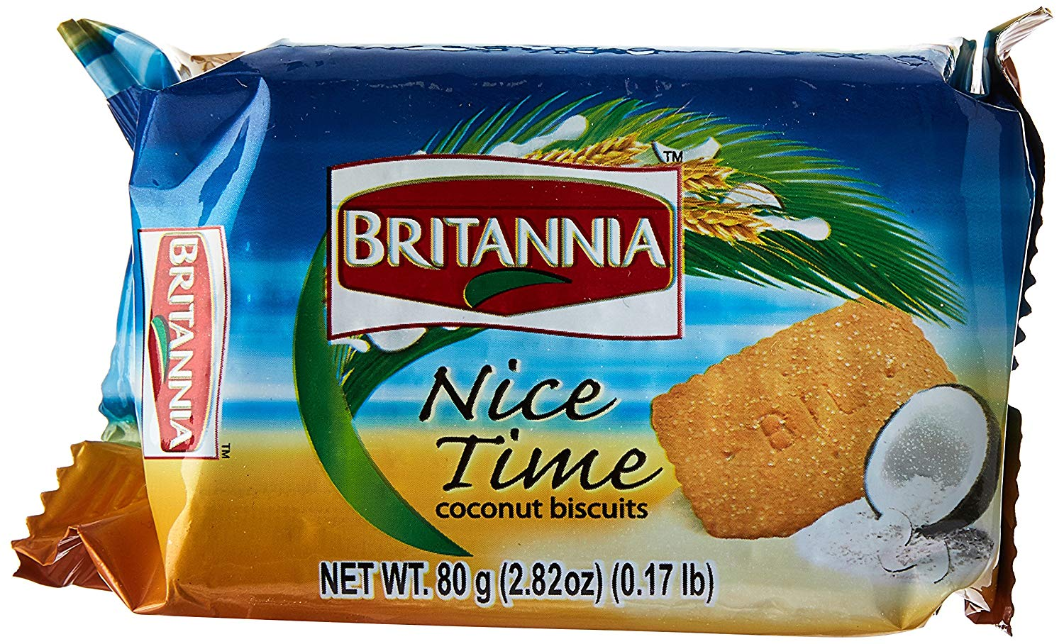 Nice Time (Coconut Biscuits)