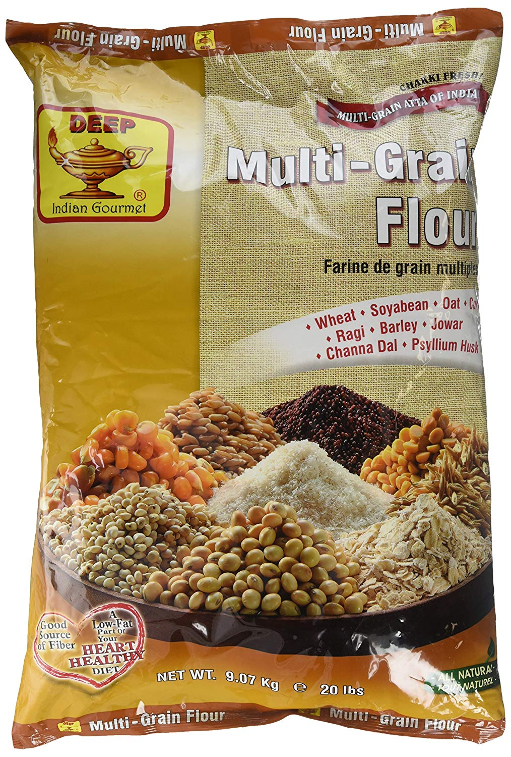 Multi-Grain Flour