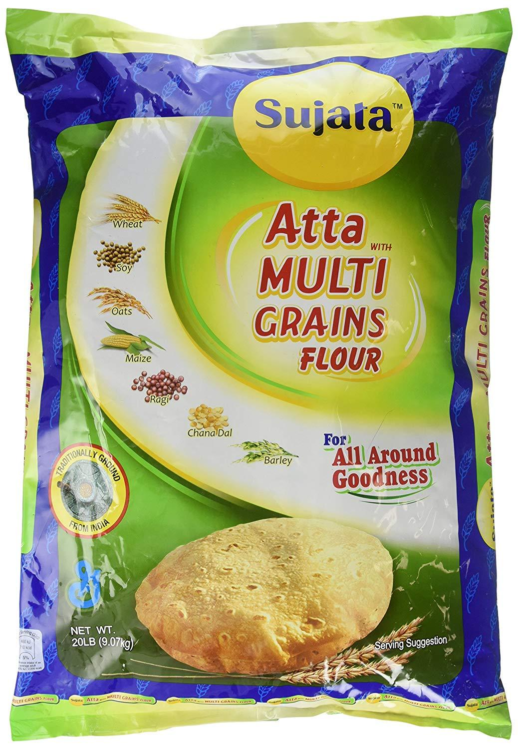 Atta with Multi Grains Flour