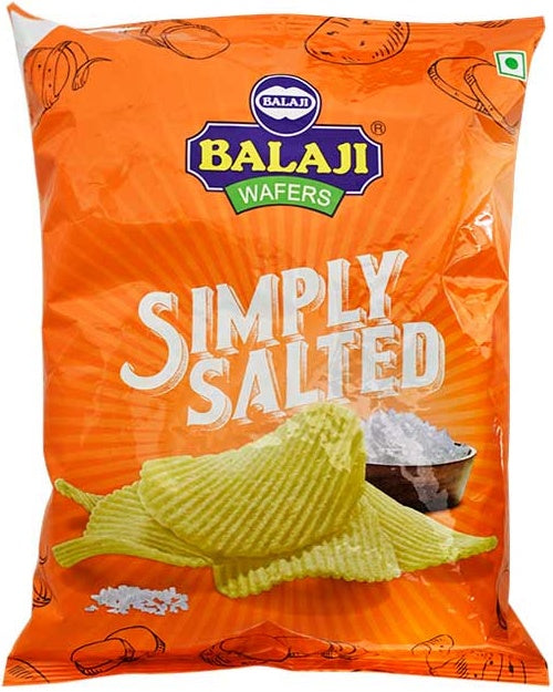 Simply Salted wafers