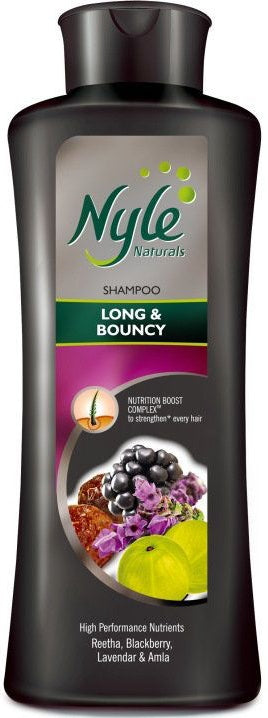 Long & Bouncy Shampoo