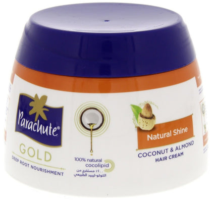 Gold - Coconut & Almond Hair Cream