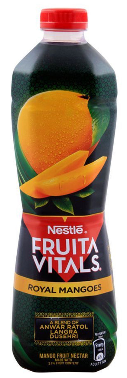 Royal Mangoes Nectar