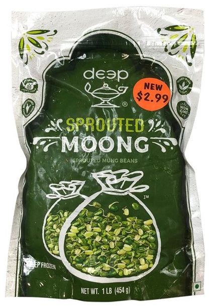 Sprouted Moong