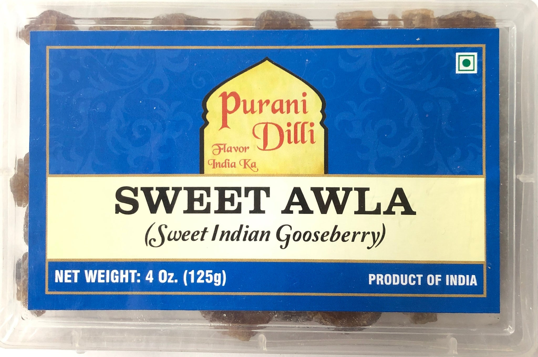 Sweet Amla (Sweet Indian Gooseberry)