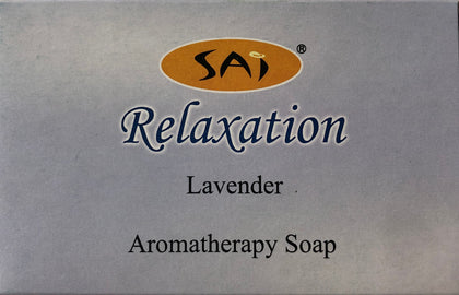 Lavender Aromatherapy Soap (Relaxation)
