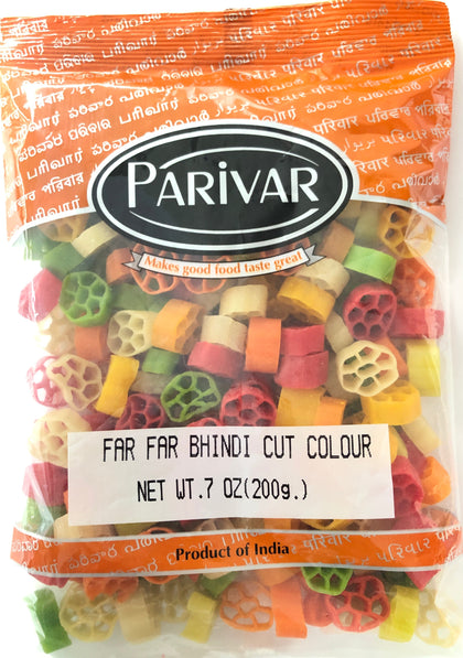 Far Far Bhindi Cut Color