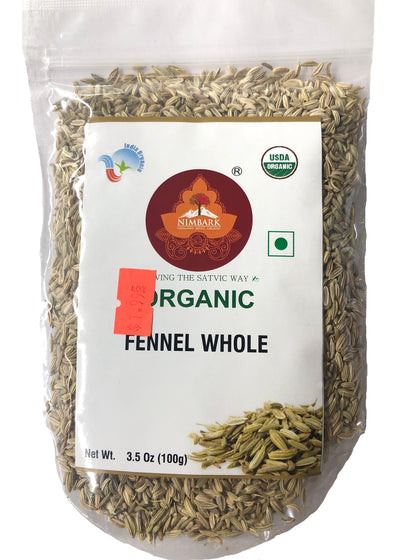 Organic Fennel Whole