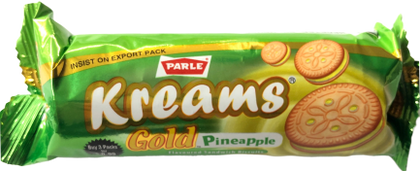Kreams Gold (Pineapple)