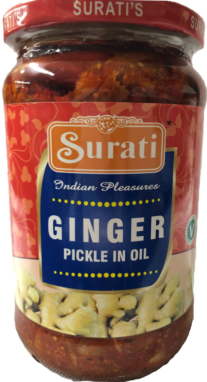 Ginger Pickle in Oil