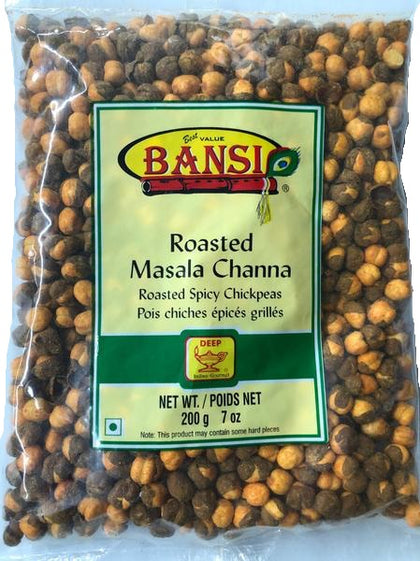 Roasted Masala Chana