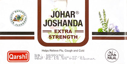 Johar Joshanda Herbal Tea