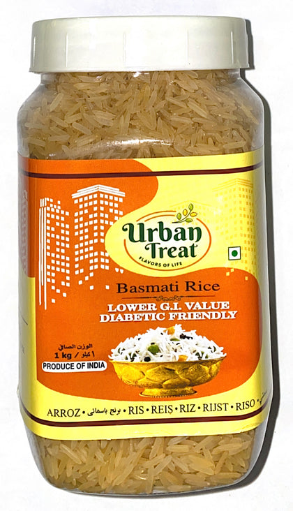 Lower G.I. Diabetic Basmati Rice
