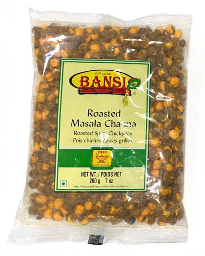 Roasted Masala Channa