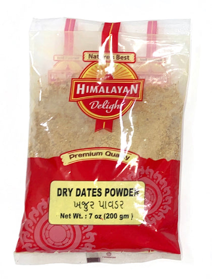 Dry Dates Powder