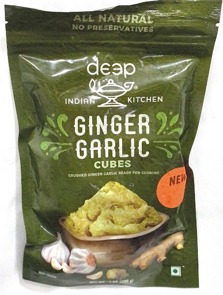Ginger Garlic Cubes